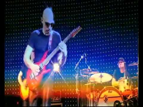 JOE SATRIANI FULL LIVE CONCERT PARIS 2010!