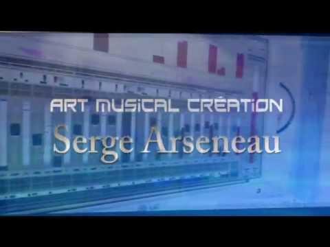 Art,  sonore et musical Serge Arseneau