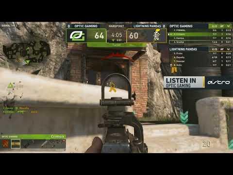 ASTRO Gaming Listen-In w/ OpTicGaming | CWL Atlanta