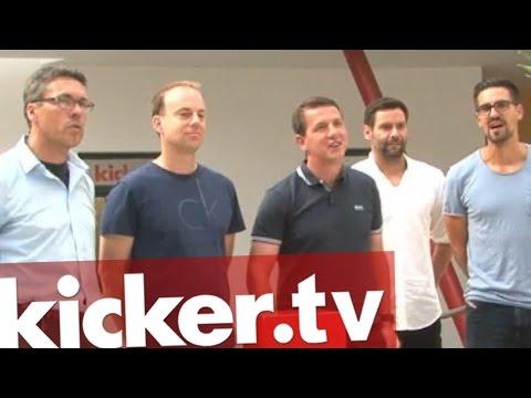 Stendel: Authentisch, realistisch und ehrgeizig - kicker.tv