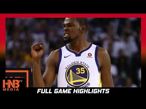 Golden State Warriors vs Denver Nuggets 1st Half Highlights / Week 3 / 2017 NBA Season