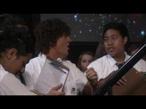 Jonah From Tonga (DELETED SCENE) - Astronomy