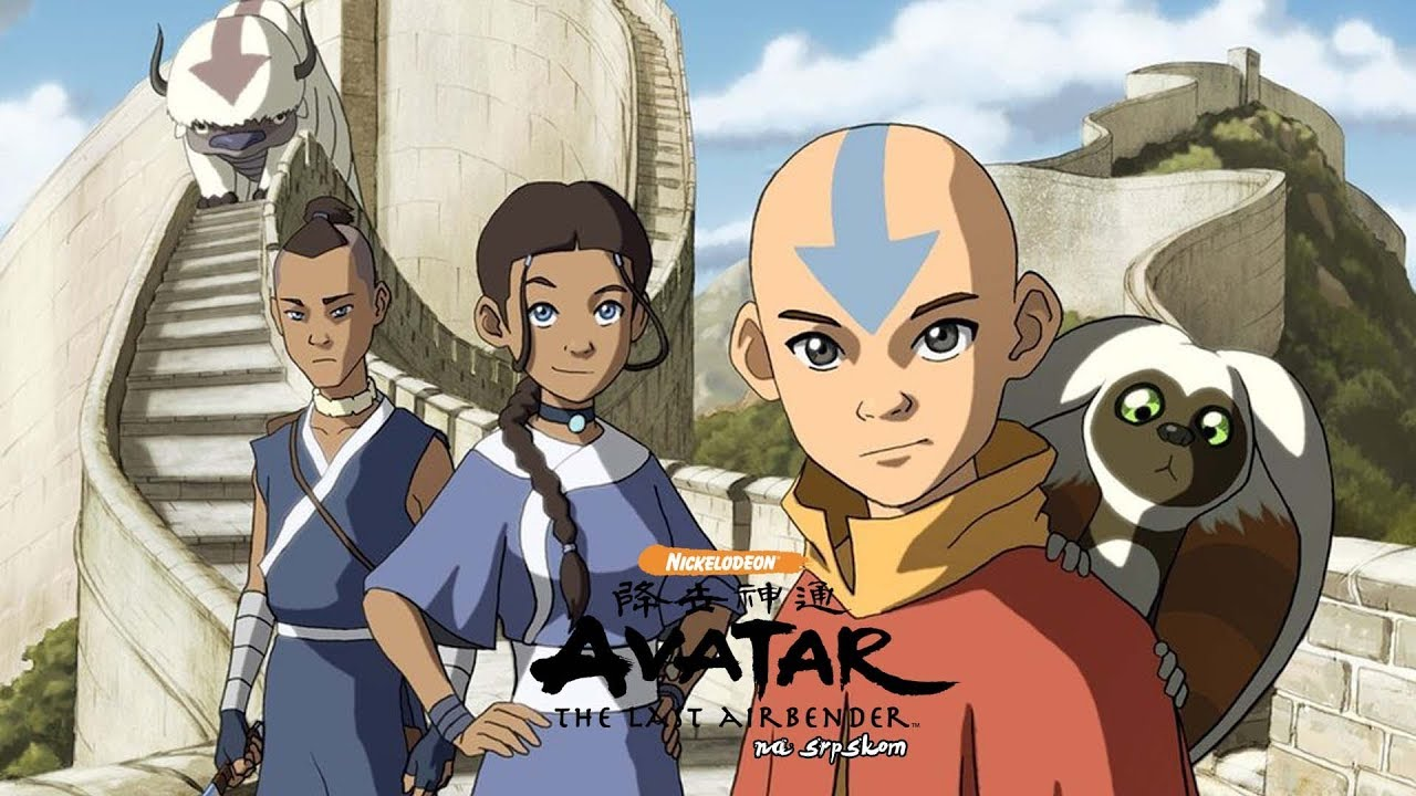 Avatar (Poslednji Vladar Vetrova) - Epizode 7 - 10 (Srpski)