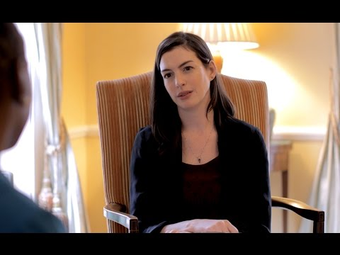 Anne Hathaway on Paid Parental Leave