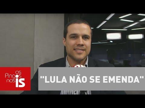 Felipe Moura Brasil Critica Emenda Lula: