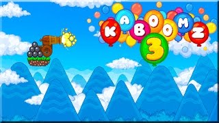 Kaboomz 3 Game Walkthrough (All Levels)