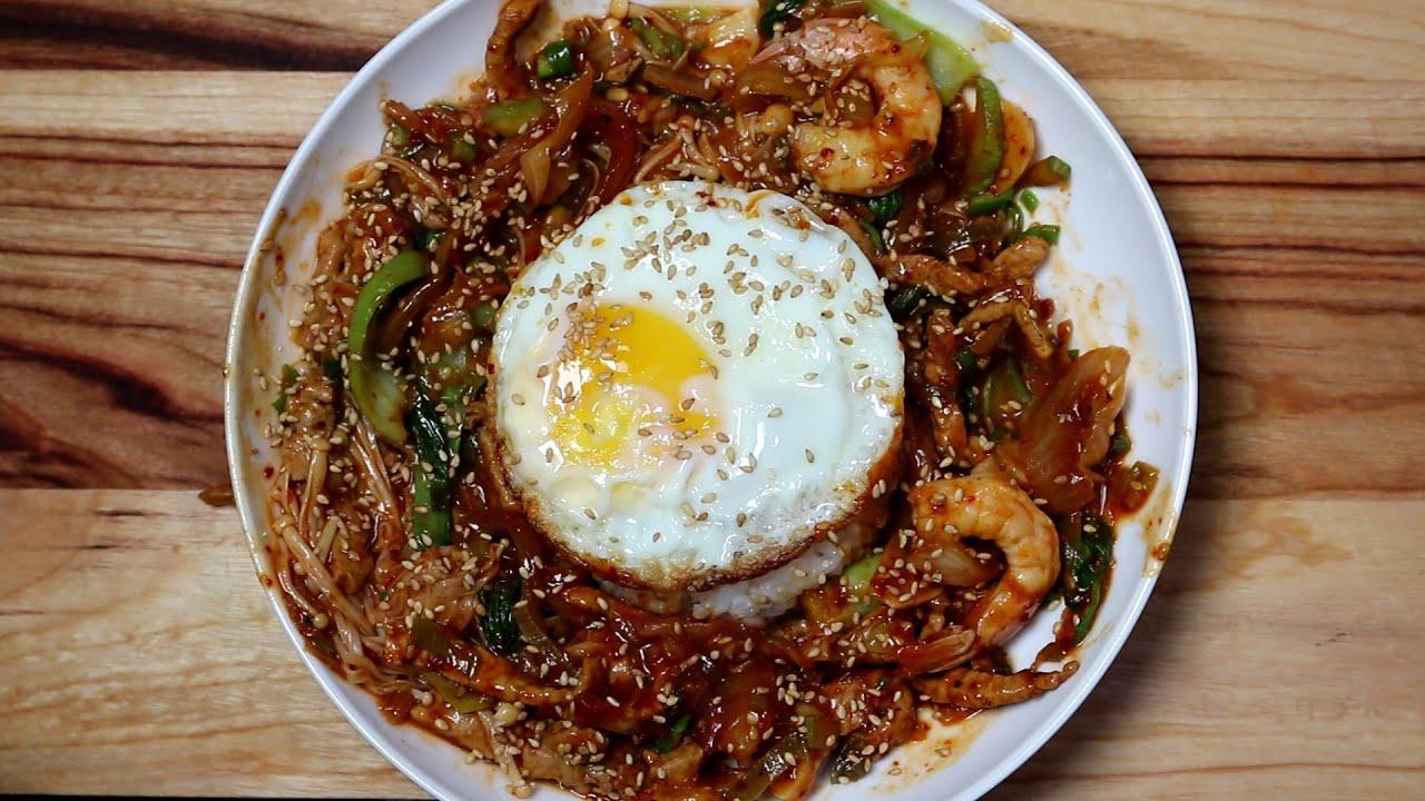 서울 사람들은 모르는 비빔밥