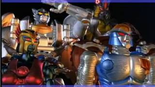 "Opening titles from ""Beast Wars Metals: Super Lifeform Transformers..."