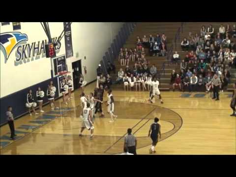 Thomas Bullock #2 2015/2016 season mixtape #1 (Northern New Mexico College)