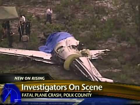 Six killed in plane crash - YouTube