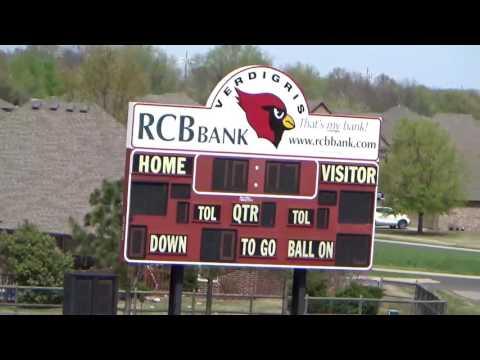 Republic Middle School 7th-8th grade Lacrosse game April 1st, 2017 vs Claremore OK