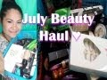 July 2013 Collective Beauty Haul ♥