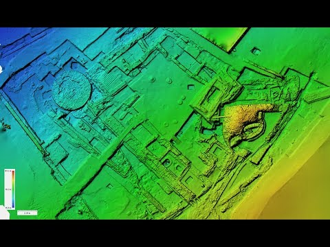 ARCHAEOLOGICAL SITE MAPPING TECHNIQUES UNCOVERED IN ANTARCTI