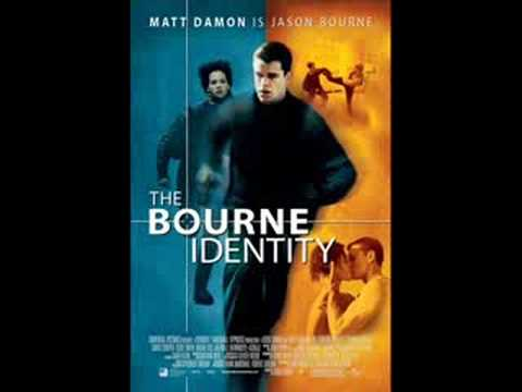 The Bourne Identity OST Taxi Ride