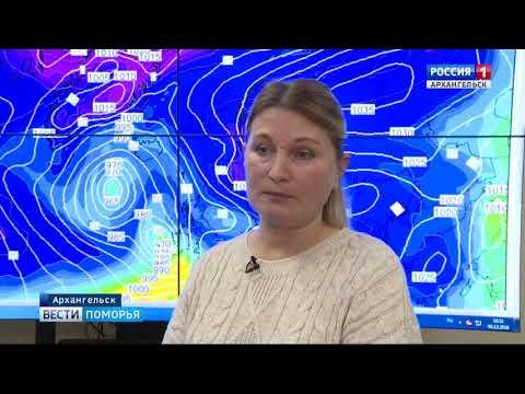 Крепких морозов в Поморье синоптики пока не обещают