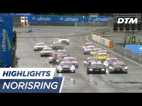 Highlights Race 1 - DTM Norisring 2017