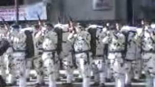 descargas de rigor Regimiento nª 16 talca