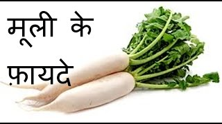 मूली के फ़ायदे, Health Benefits of Radish in Hindi, Radish for weight loss