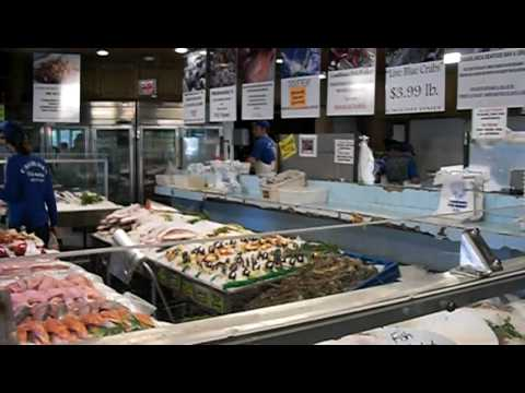 Where to buy fresh fish in miami youtube for Fish market miami