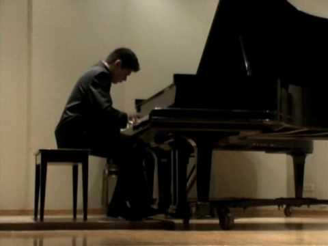 Caleb Ruiz - 01 - D. Scarlatti - Sonata E minor k....