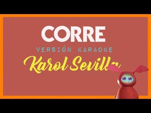 Karol Sevilla I #Karaoke I #KaraokeCorre