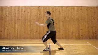 longsword.academy: Body mechanics exercises