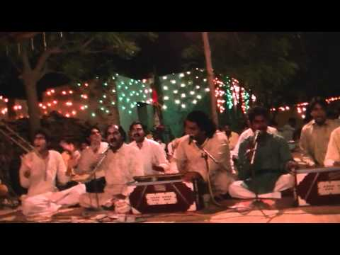 Lajj Pal Ali Maula Qawali At Baba Hakim Ali's Mela