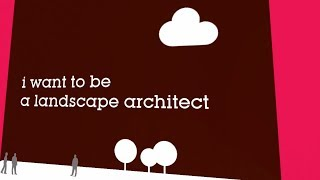 I want to be a landscape architect... thumbnail