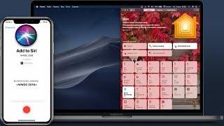 Полный обзор IOS 12, macOS Mojave 10.14, watchOS 5, tvOS (Apple HomeKit, Умный дом, Siri)что нового?