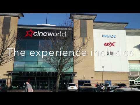 Cineworld VIP Experience, Sheffield