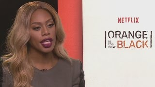 Laverne Cox tells CBC's Zulekha Nathoo how OITNB has changed her life