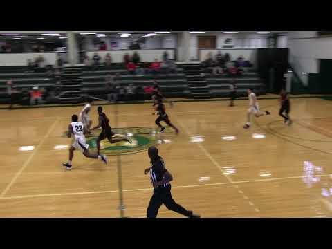 Men's Basketball VS Kishwaukee College Game Highlights (11/26/19)