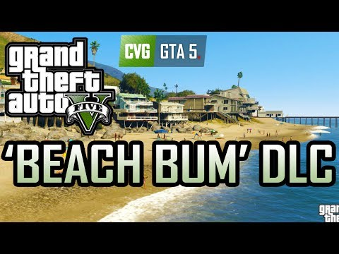 GTA 5 DLC - Beach Bum DLC for Grand Theft Auto 5