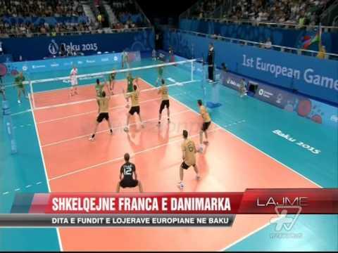 Dita e fundit e Lojërave Evropiane në Baku - News, Lajme - Vizion Plus