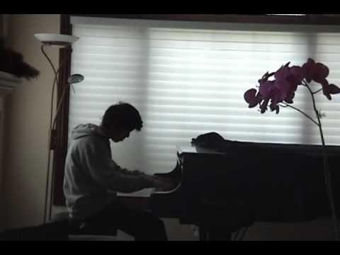 Again-Bruno Mars Piano Cover by Joshua Liu (JLU+!)