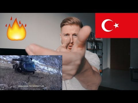 BUSA - OPERASYON // TURKISH RAP REACTION