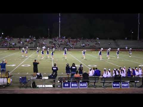 Thomas Downey High School Cheer 8/17/18