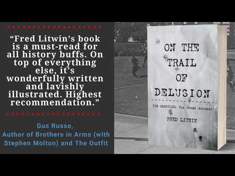 On the Trail of Delusion by Fred Litwin Book Trailer