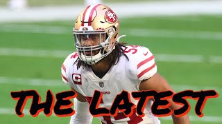 Wednesdays With Vish: The Latest on Fred Warner's Extension with the 49ers