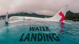Water landing कैसे किया जाता है?// How Aircrafts Land on water,