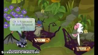 Hitting on Jack (And getting rejected!) - Animal Jam