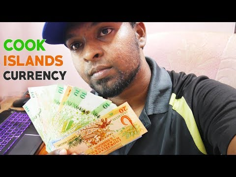 How Does Cook Islands Currency Look Like ?