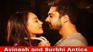 Qubool Hai | Avinash Sachdev and Surbhi Jyoti