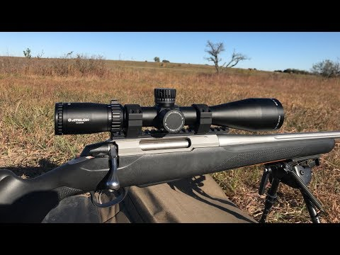 Tikka T3X Superlite 6 5 Creedmoor | FunnyCat TV