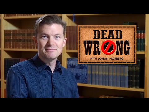 Dead Wrong® with Johan Norberg - Democratic Socialism