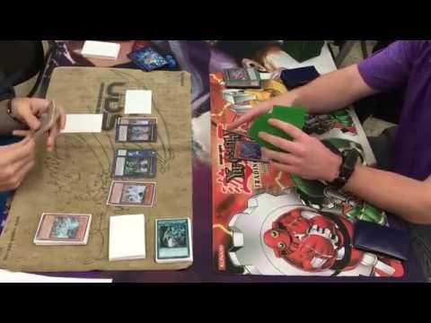 Voltage at Riw!! Yu-Gi-Oh Jeff Jones Blue-Eyes vs Nick Snowberger Gadgets