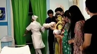 Индийский сериал. Смешной момент