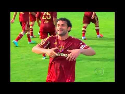 Palmeiras 2 x 3 Fluminense - Campeonato Brasileiro 2012 (JOGO COMPLETO do Título !)