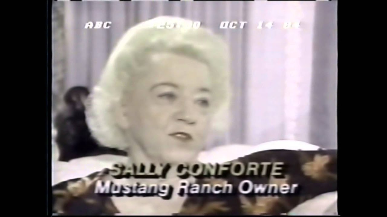 Sally Conforte Mustang4sale 10 14 84 Youtube