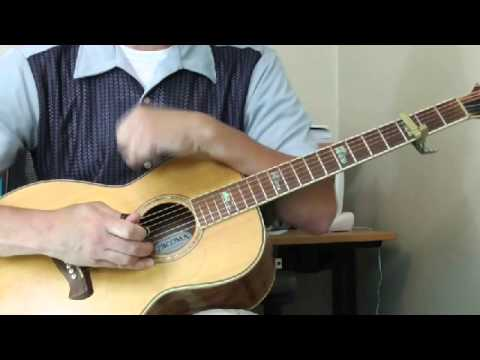 Willie Brown Guitar Lesson - Mississippi Blues Part 2